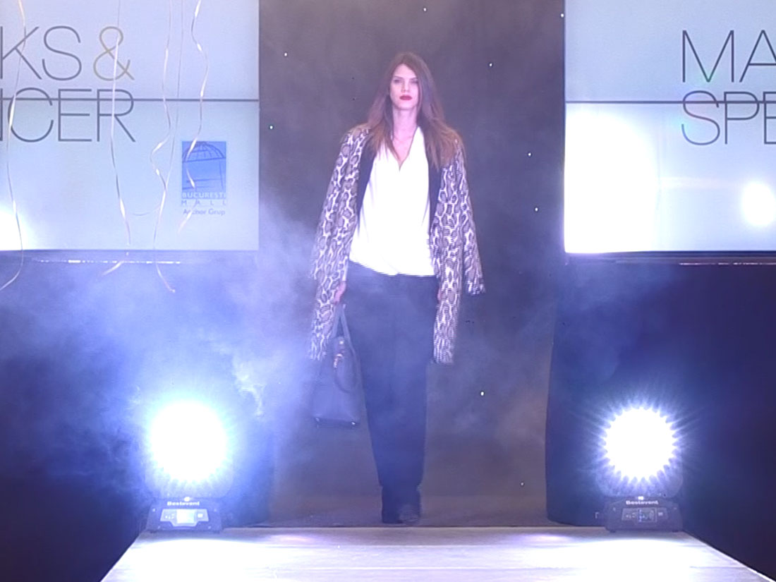 Fashion Show Bucuresti Mall 2015