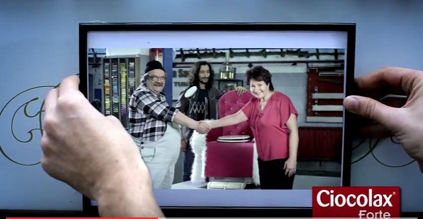 Ciocolax Forte TV Spot
