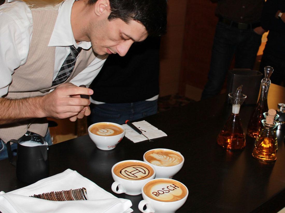 HD coffee