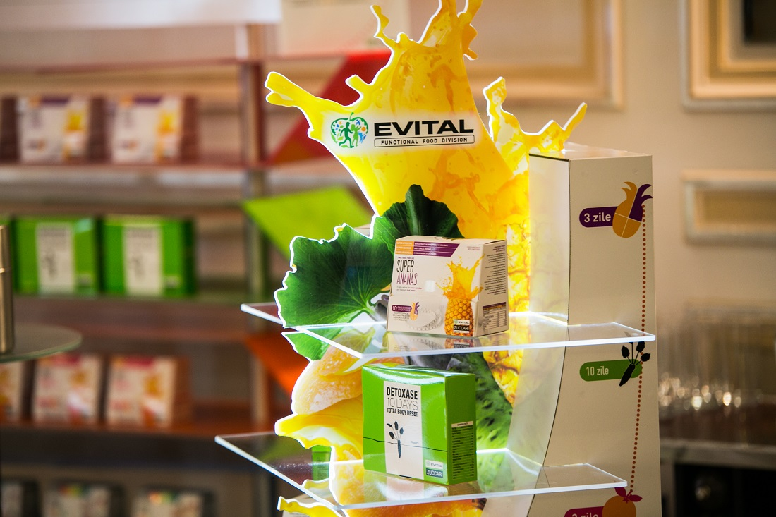 Evital Functional Food launch